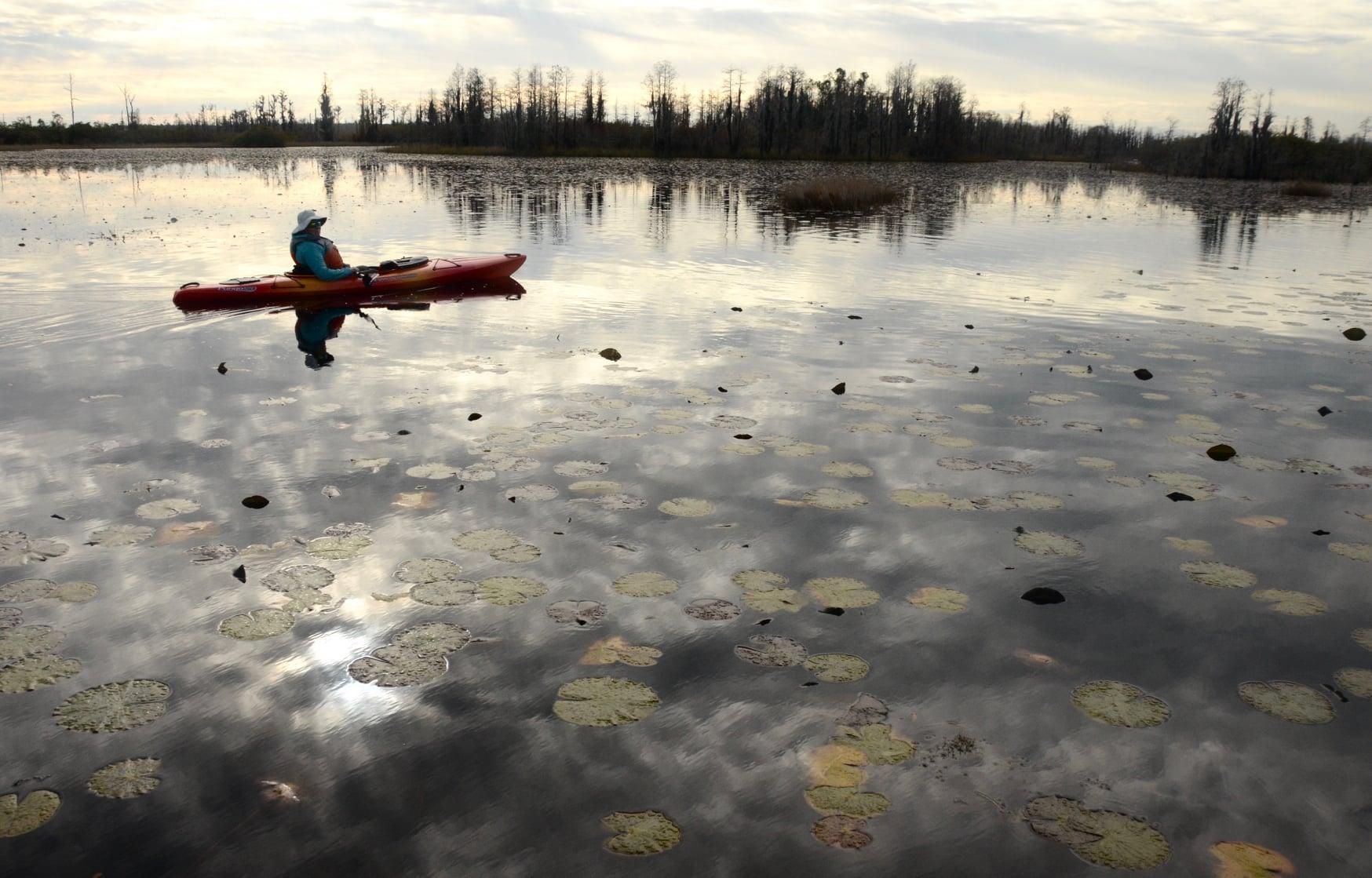kayak GRN
